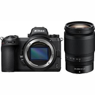 Digitálny fotoaparát Nikon Z 6II + 24-200MM KIT čierny