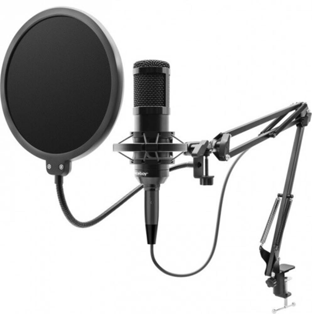 Niceboy Mikrofón na streaming a podcasty Niceboy VOICE Handle