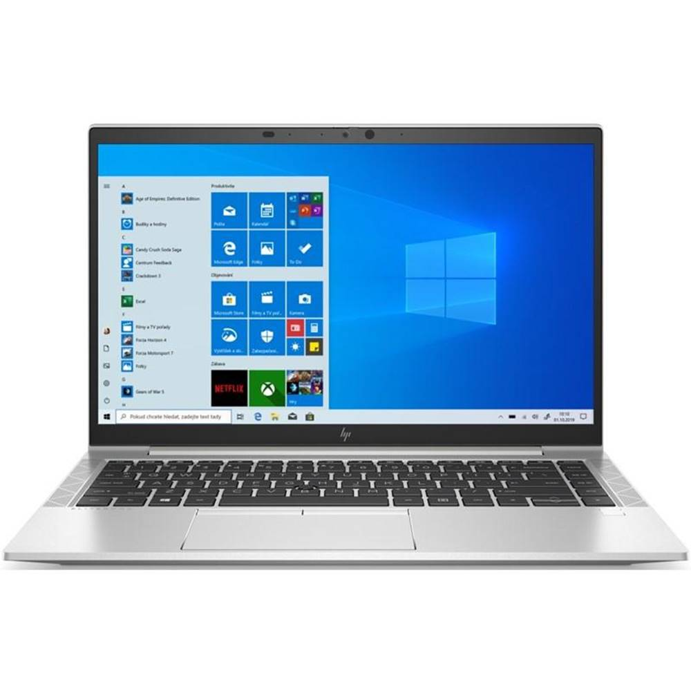 HP Notebook HP EliteBook 840 G7 strieborný