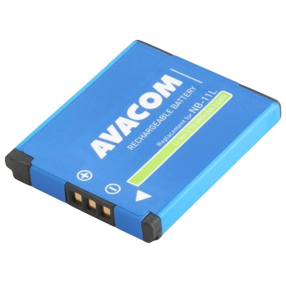 Avacom Batéria Avacom Canon NB-11L, NB-11LH Li-Ion 3.7V 600mAh 2.2Wh NEW