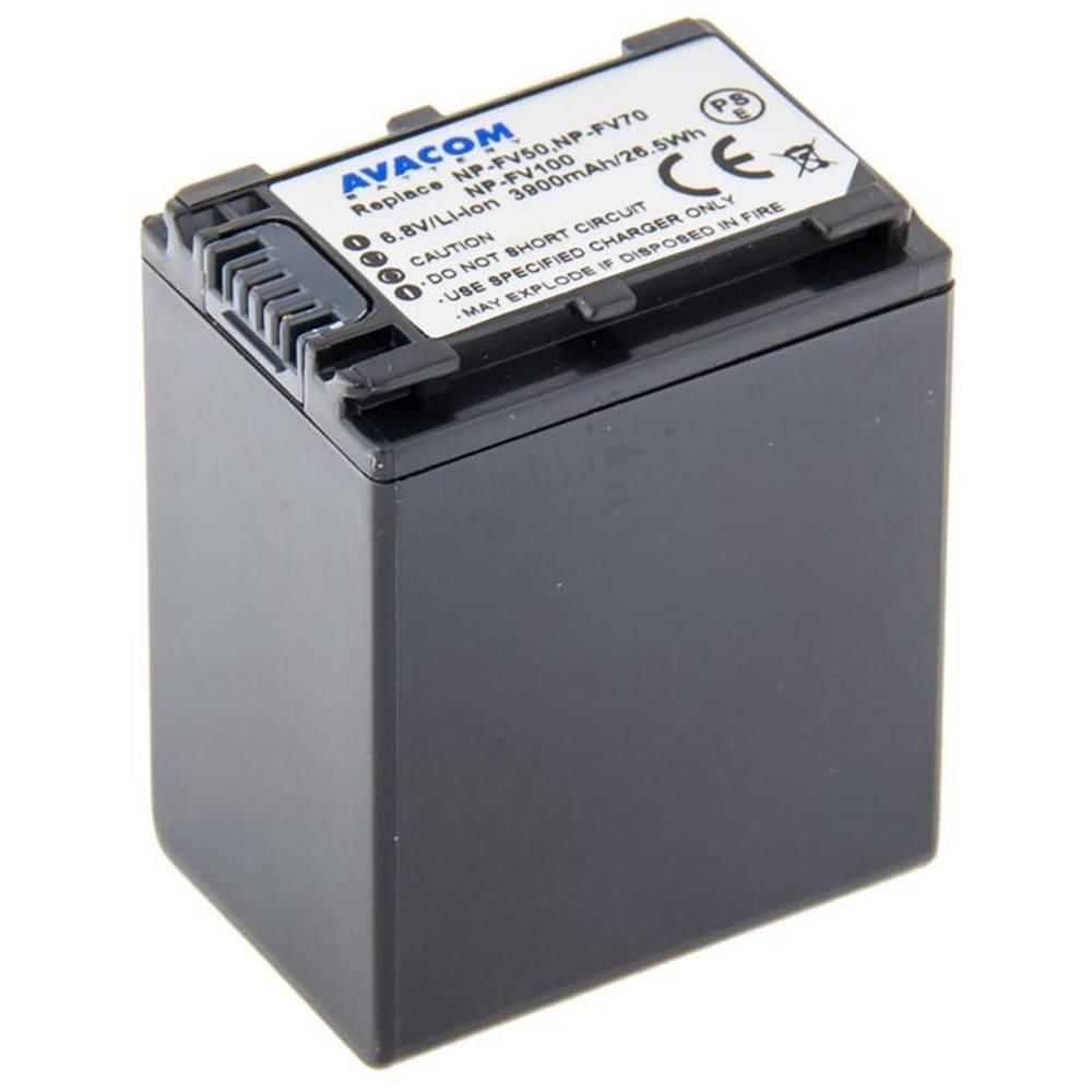Avacom Batéria Avacom Sony NP-FV100 Li-Ion 6.8V 3900mAh 26.5Wh