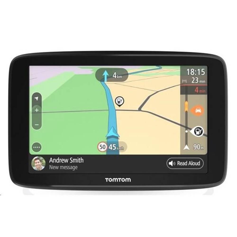 Tomtom Navigačný systém GPS Tomtom Go Basic 5 čierna