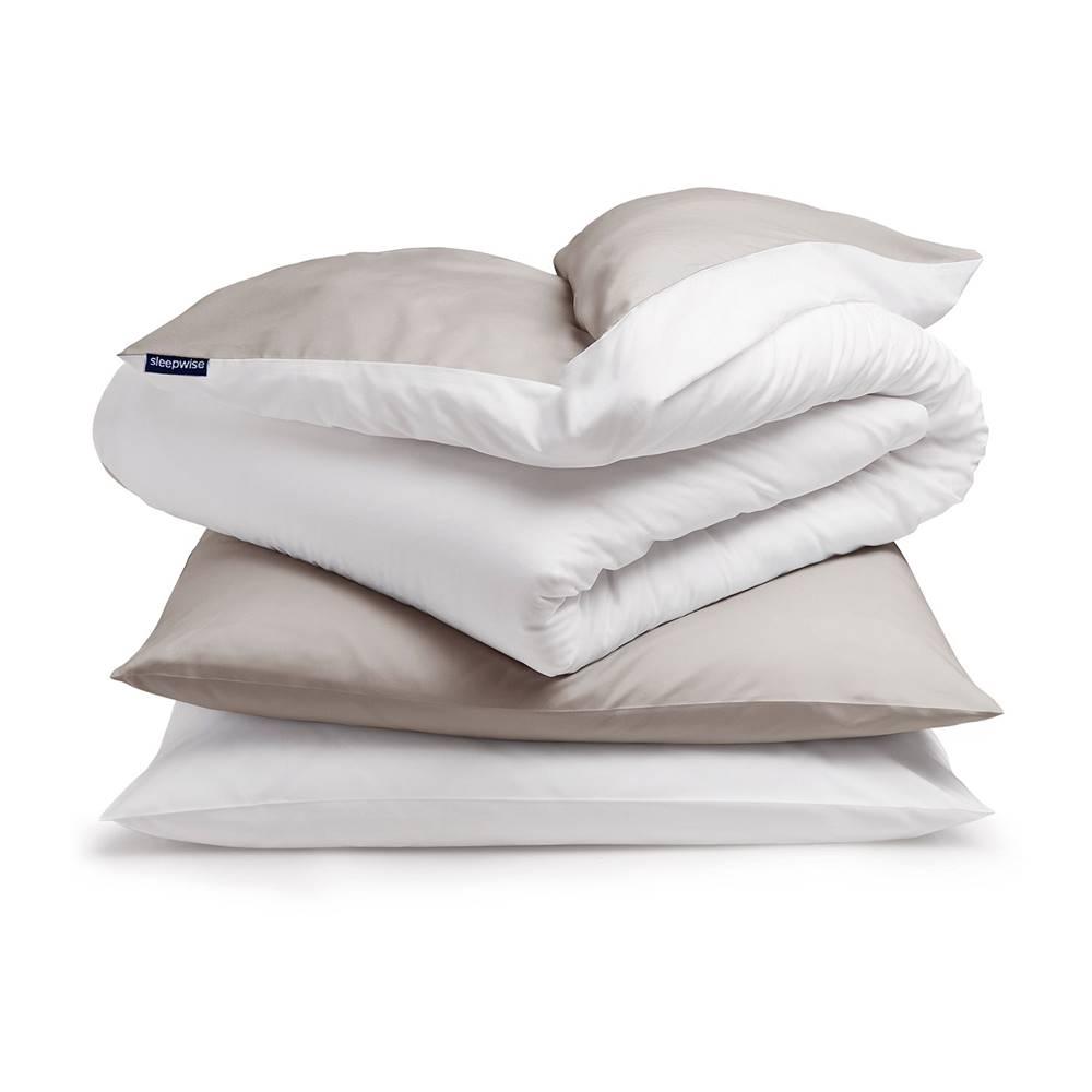 Sleepwise Sleepwise Soft Wonder-Edition, posteľná bielizeň, 200 × 200 cm
