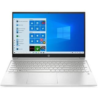 Notebook HP 15-eg0004nc strieborný