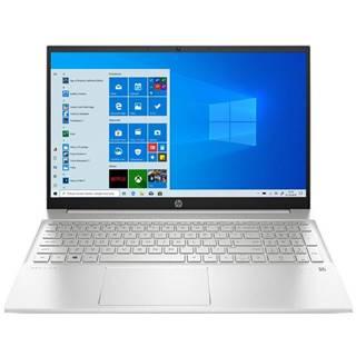 Notebook HP Pavilion 15-eh0004nc strieborný