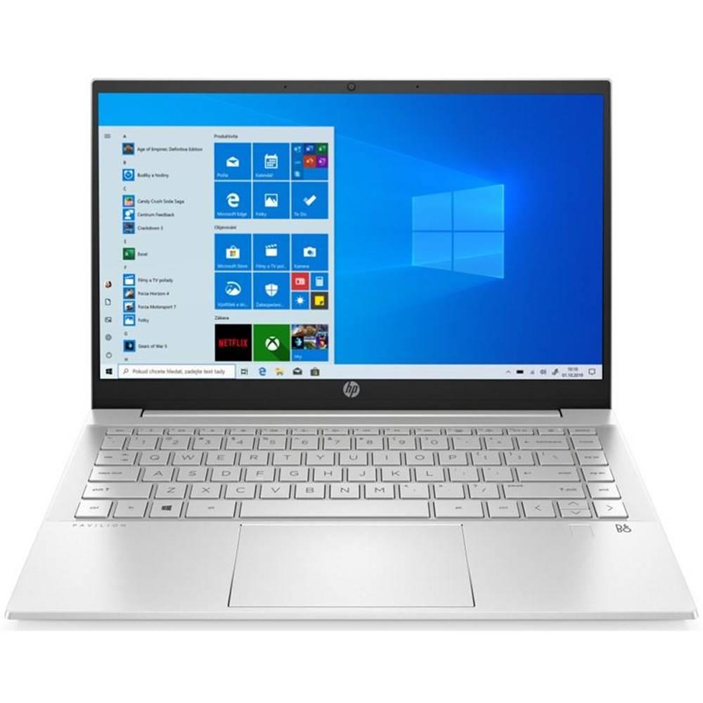 HP Notebook HP Pavilion 14-dv0002nc strieborný