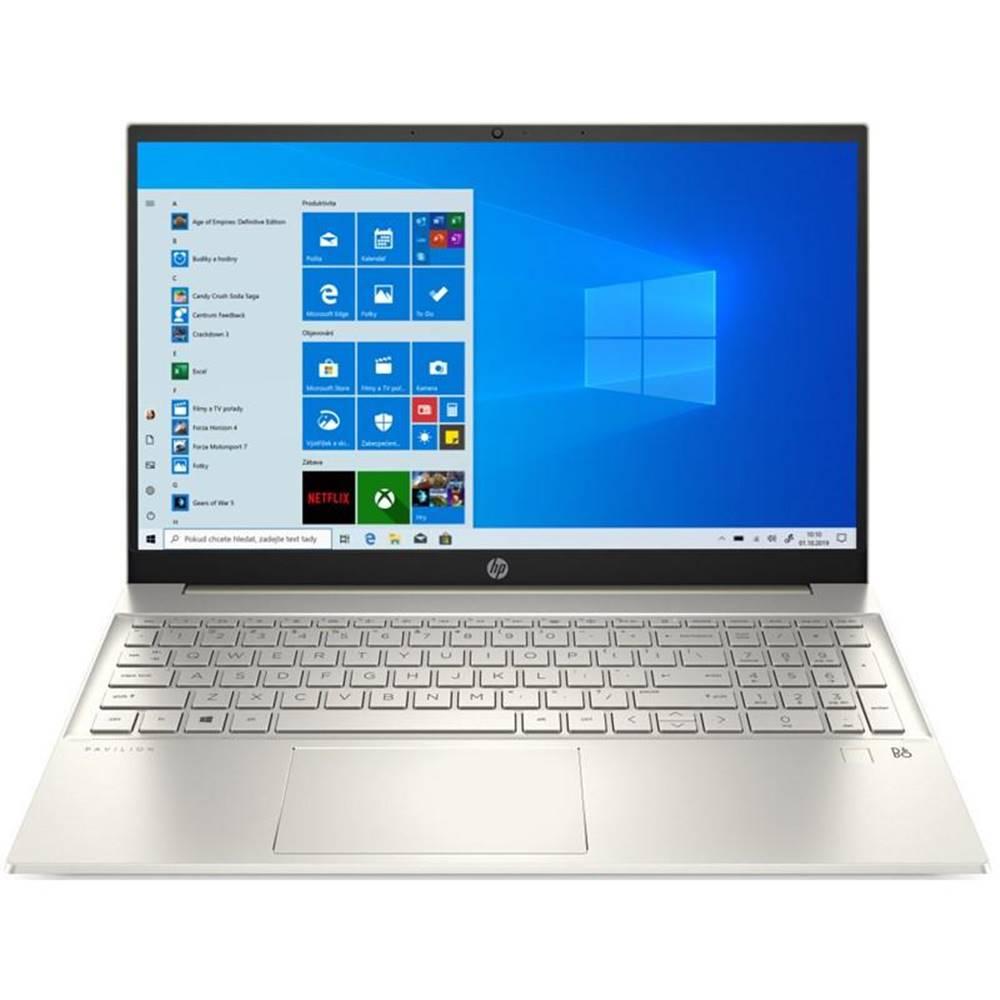 HP Notebook HP Pavilion 15-eh0003nc zlatý