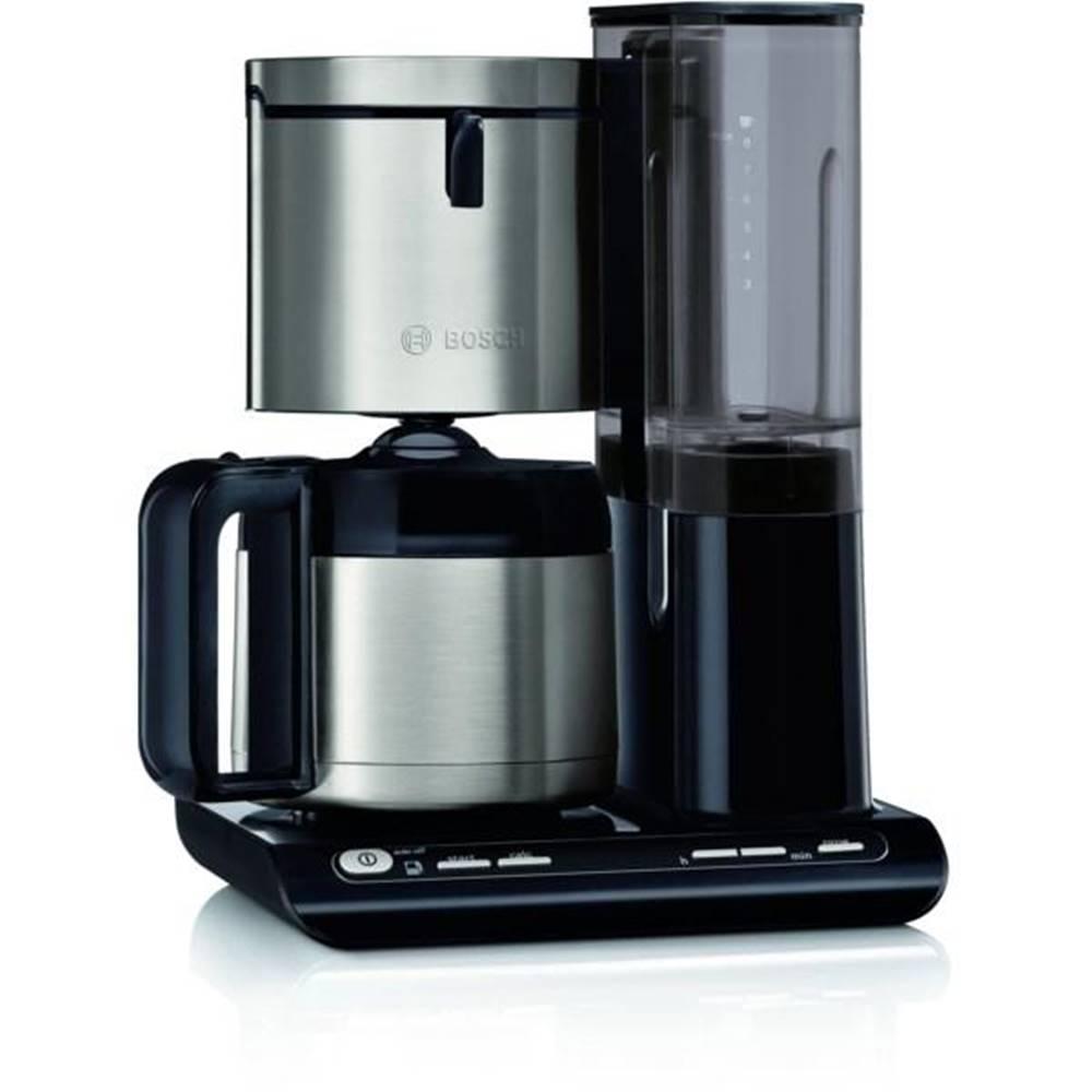 Bosch Kávovar Bosch Tka8a683 čierny/nerez