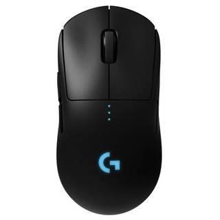 Myš  Logitech Gaming G Pro Lightspeed Wireless čierna
