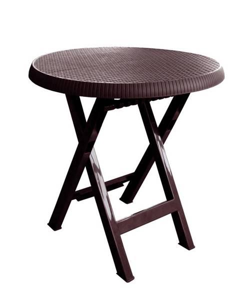 Hnedý stôl Berlinger Haus