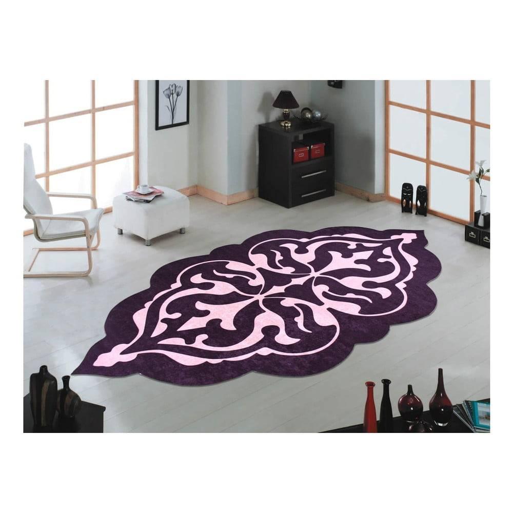 Vitaus Odolný koberec Vitaus Kalissa Siyah, 60×100 cm