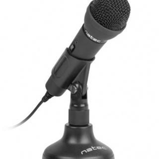 Mikrofón Natec Adder, 3,5 mm jack