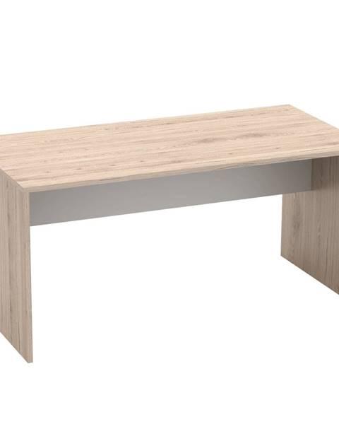Hnedý stôl Tempo Kondela