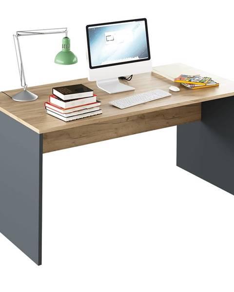 Sivý stôl Tempo Kondela