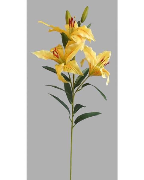 Žltá váza Viscopur