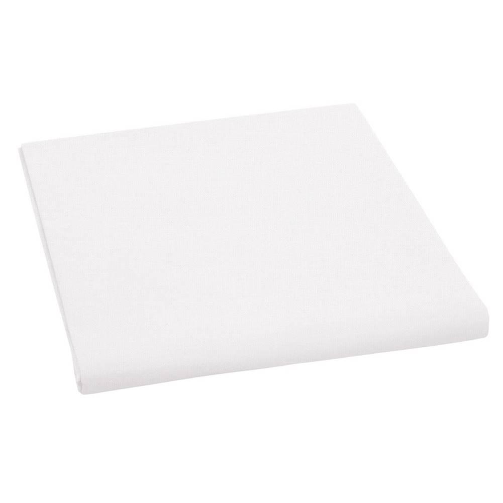 Bellatex Bellatex plátené prestieradlo, biela, 150 x 230 cm