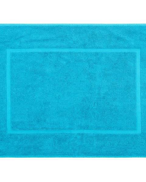 Modrý koberec Bellatex