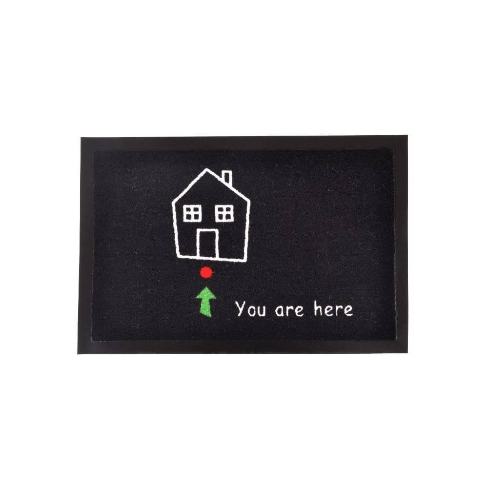 Hanse Home Rohožka Hanse Home You Are Here, 40×60 cm