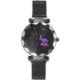 Inteligentné hodinky Immax SW12 čierne