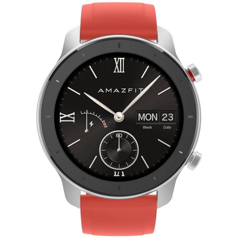 Xiaomi Inteligentné hodinky Amazfit GTR 42 mm - Coral Red