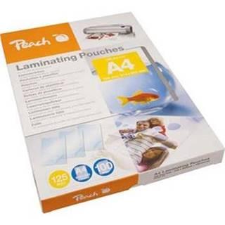 Laminovacie fólie Peach A4