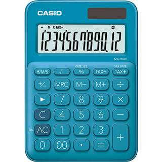 Kalkulačka Casio MS 20 UC BU modr