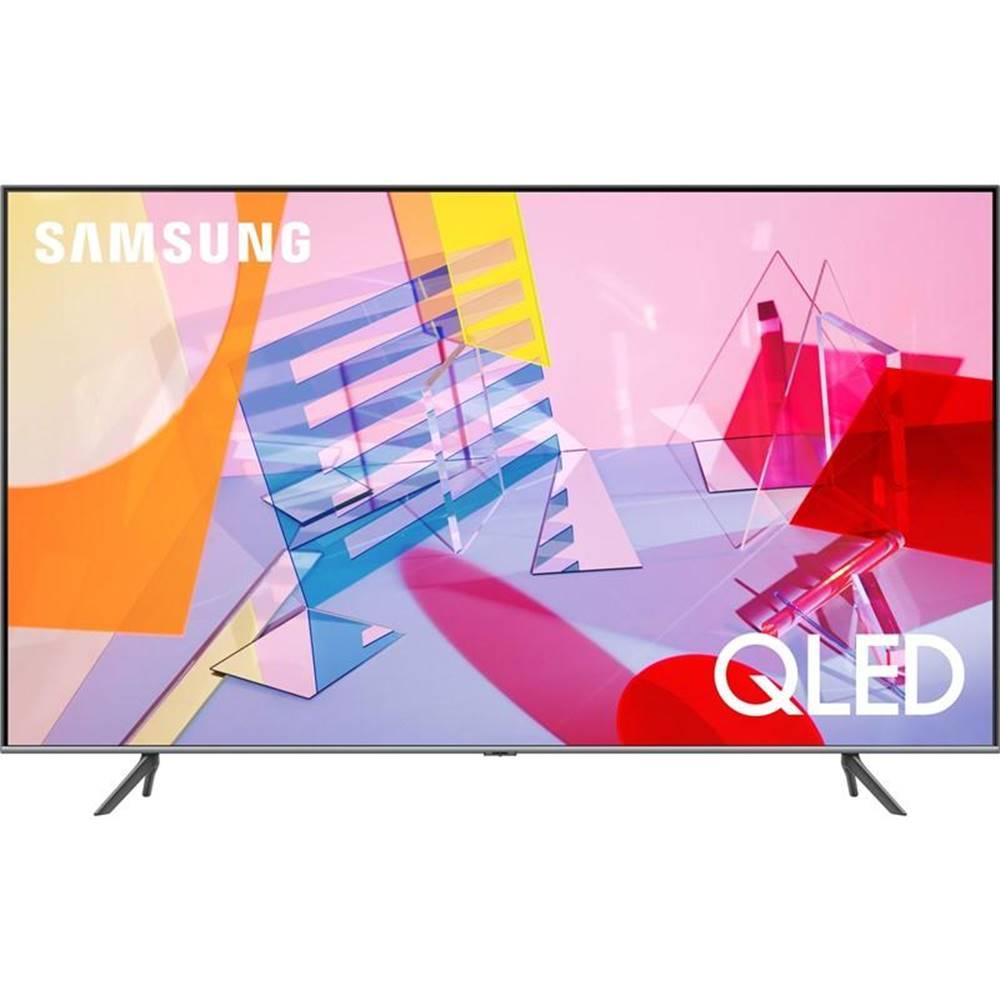 Samsung Televízor Samsung Qe55q67ta strieborn